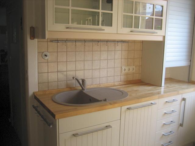 fertige Küche
